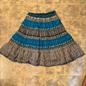 Notations- woman size PL skirt